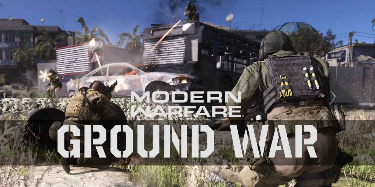 Call of Duty: Modern Warfare multiplayer: up to 100 players