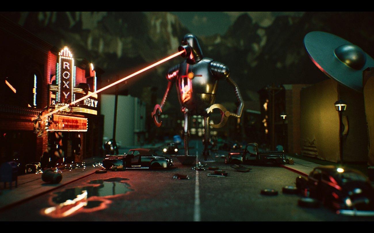 NVIDIA DXR Indie Spotlight tech demos released as downloads