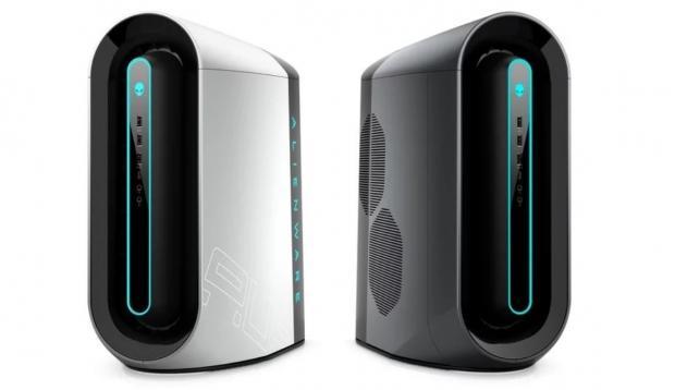 Alienware's new Aurura R9 desktop looks like it's from another world