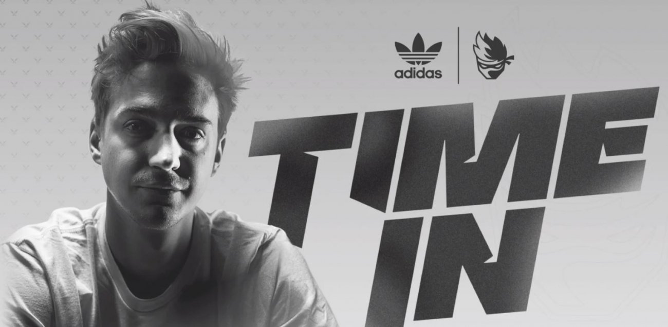 Image result for Fortnite star Ninja signs multi-year apparel deal with Adidas 3