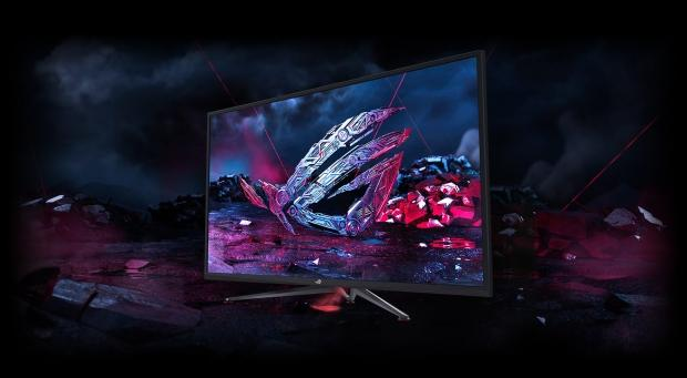 ASUS ROG Strix XG438Q pre-orders go live: $1100 for 43-inch