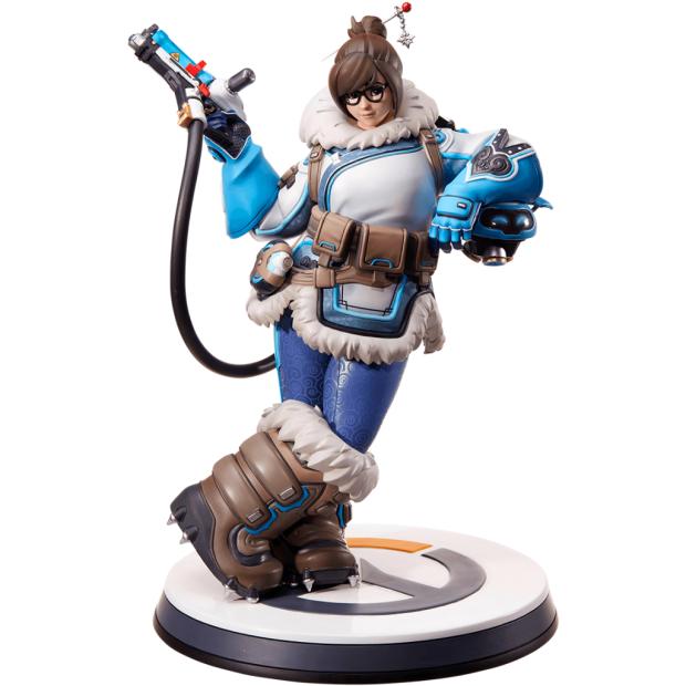 Blizzard's latest Overwatch statue is of Mei, pre-orders
