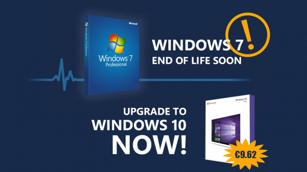 How to Upgrade from Windows 7 to Windows 10 - and where can