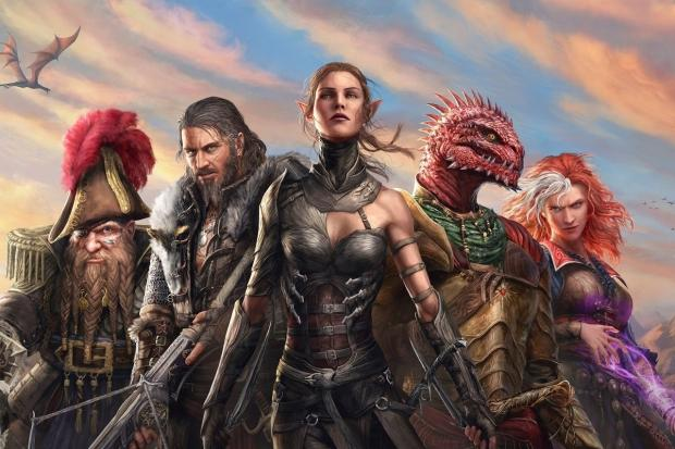 Divinity: Original Sin 2 on Switch supports PC cross-saves