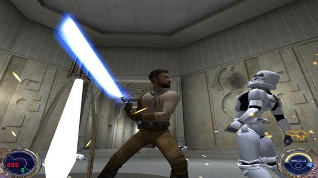 Jedi Outcast, Jedi Academy coming to Switch, complete with