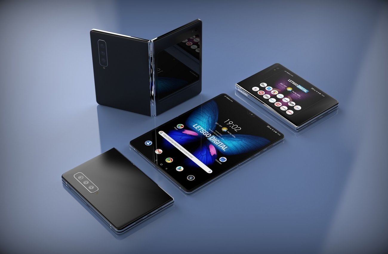 Samsung Galaxy Fold supports 'hundreds' of apps including