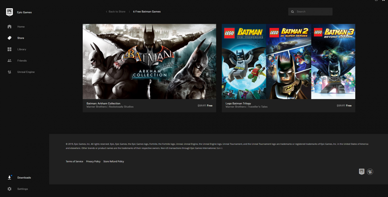 Epic Games Store is going big with free games | TweakTown