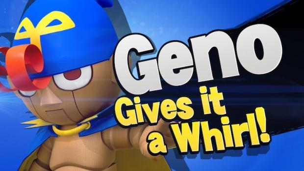 Image result for Smash Bros Ultimate Geno