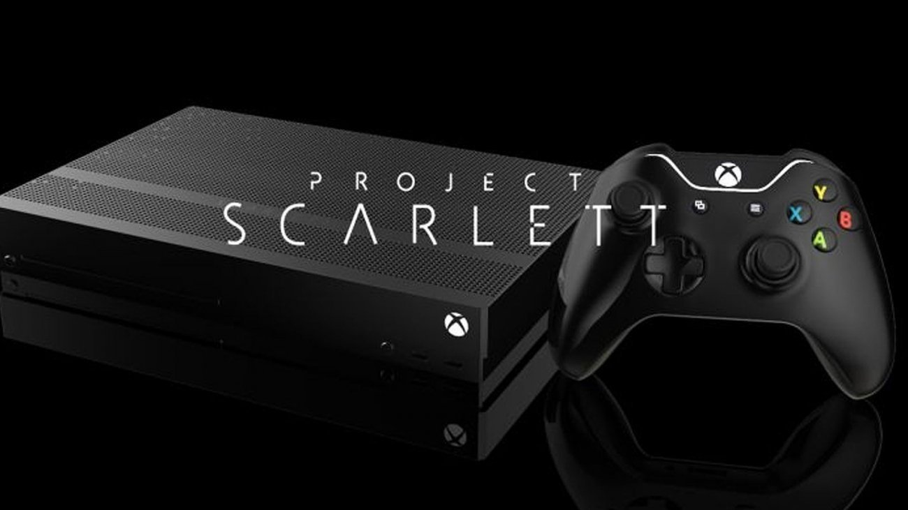 Xbox Scarlett VR teased, would compete against PSVR 2.0