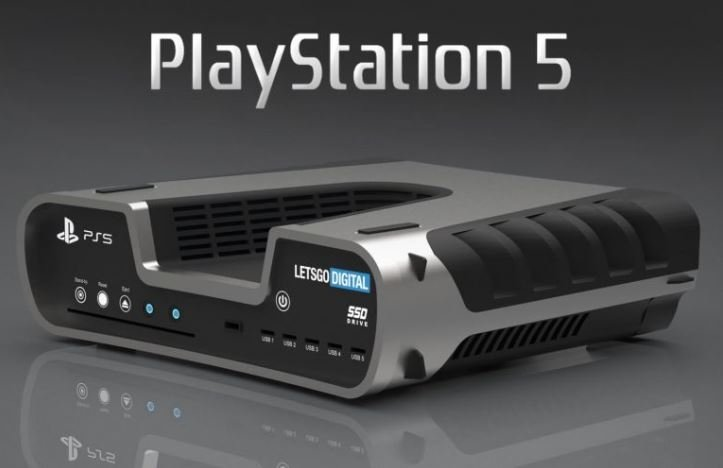 Latest Playstation 5 Renders Still Have Awesome V Shaped Design Tweaktown