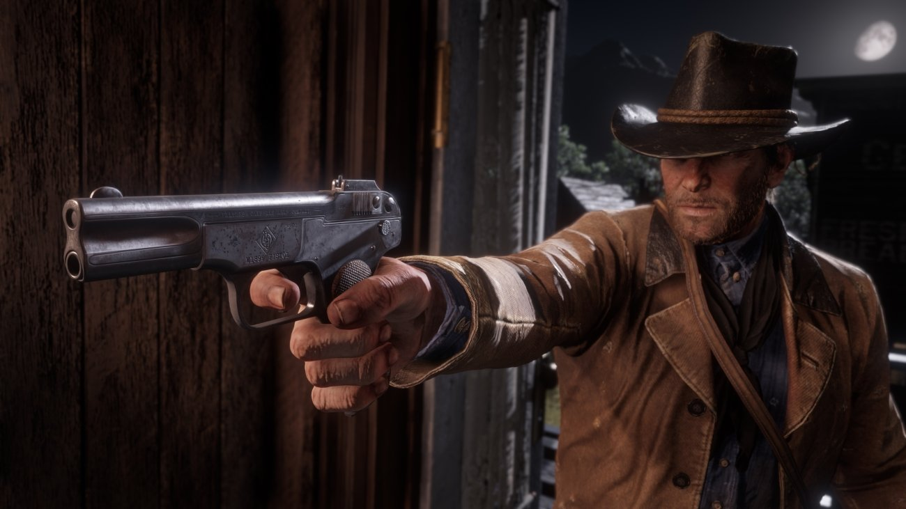 Red dead redemption 2 pc controller support