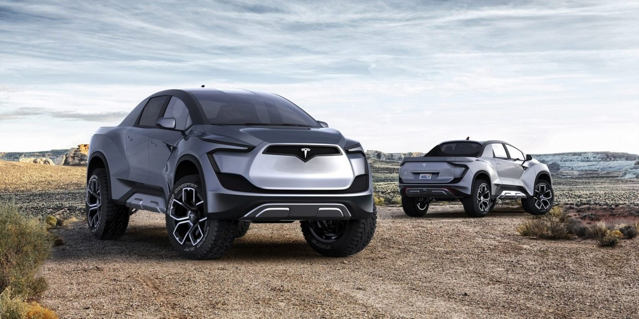 Tesla pickup truck looks like 'armored personnel carrier from future'