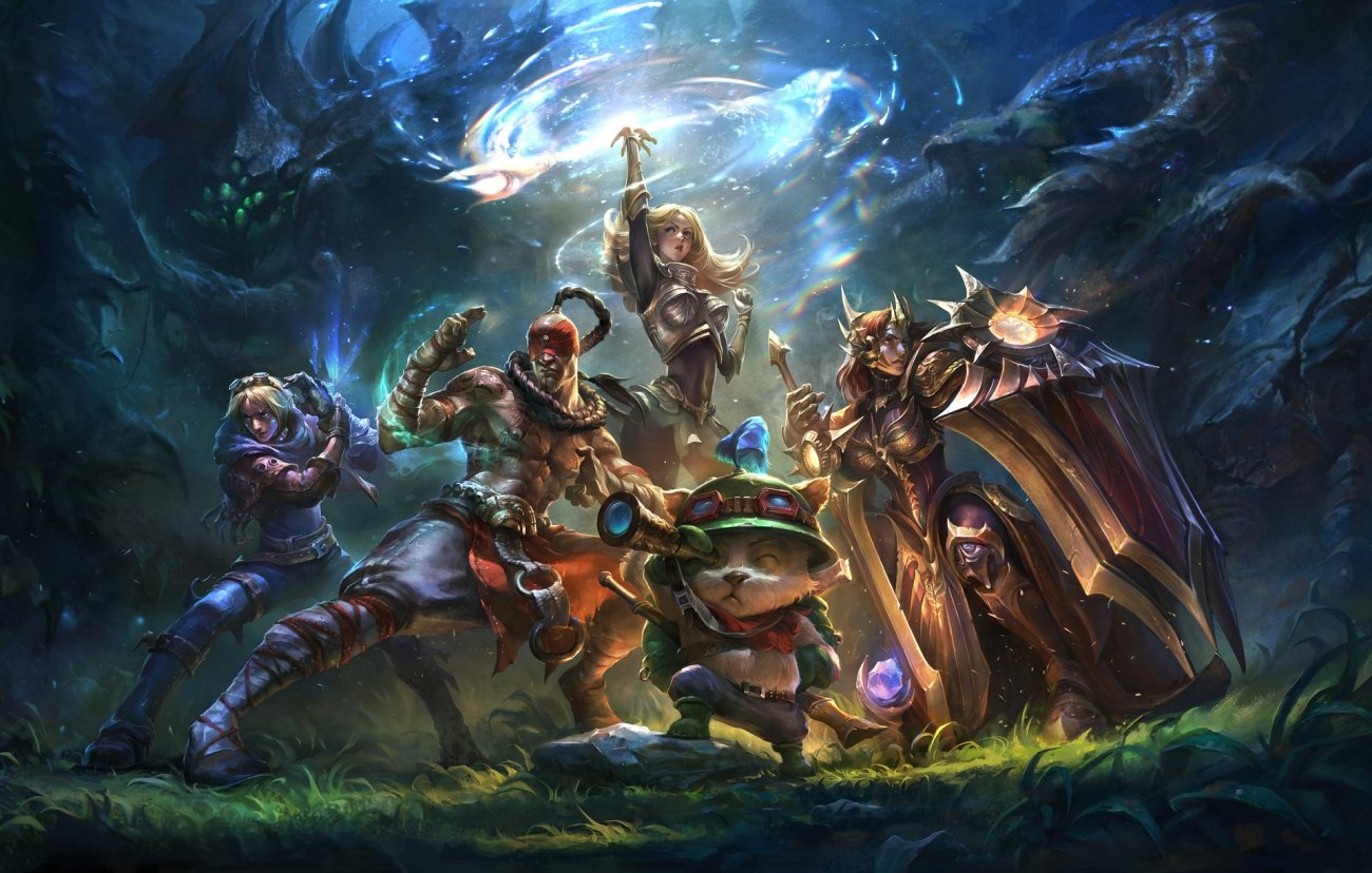 League Of Legends Mobile May Be A Card Game Or Moba Or Both Tweaktown