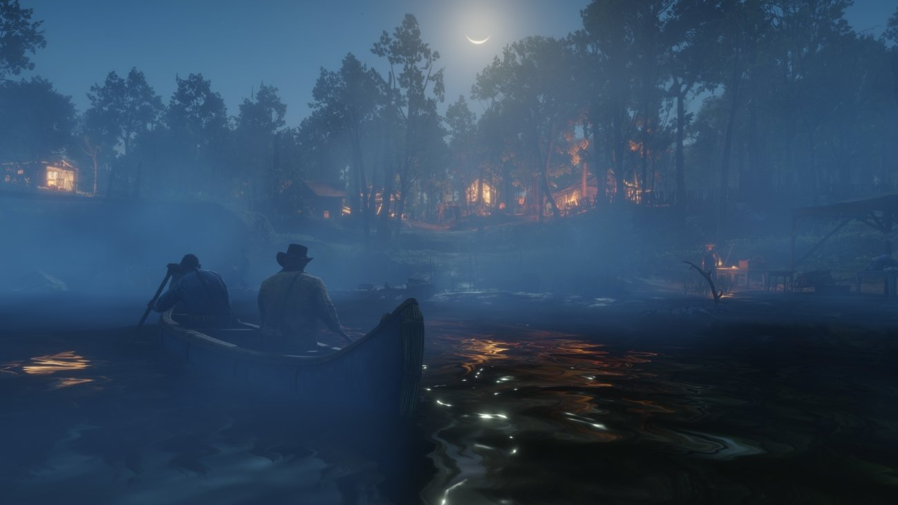 Red Dead Redemption 2 Pc 4k 60fps Trailer Obliterates