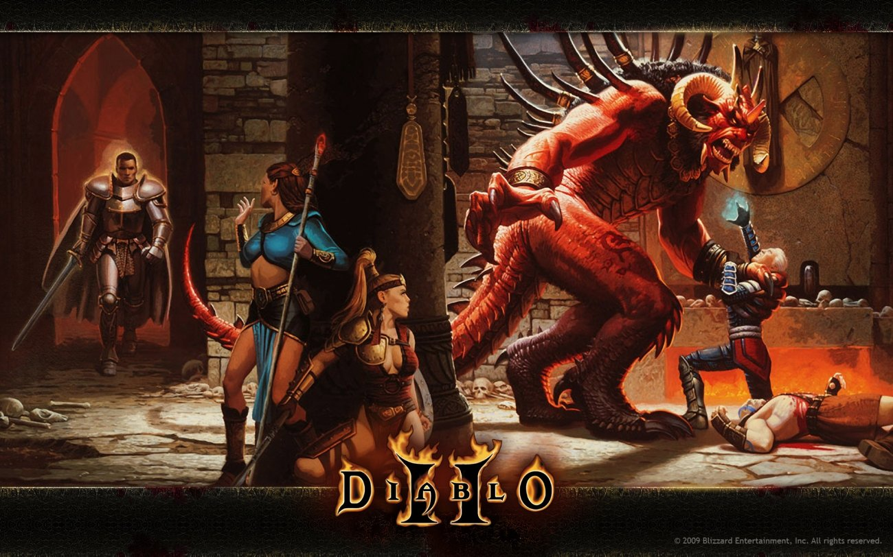 Rumor: Diablo II remastered on the way, reveal set for Blizzcon 2019
