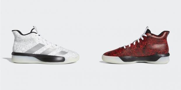 Adidas brings the force with Star Wars basketball shoes