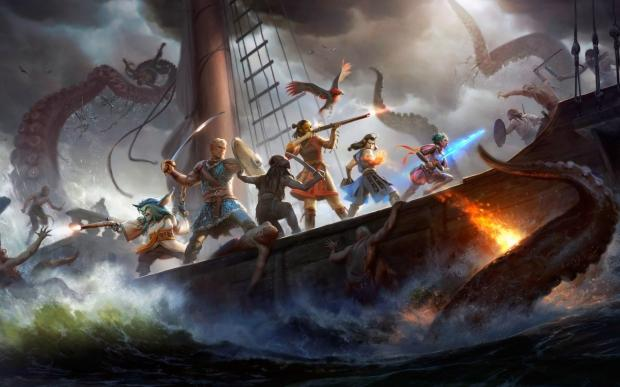 Pillars Of Eternity The Series That Saved Obsidian Might