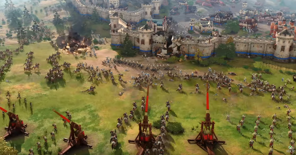 Age of Empires IV gameplay revealed, was the...