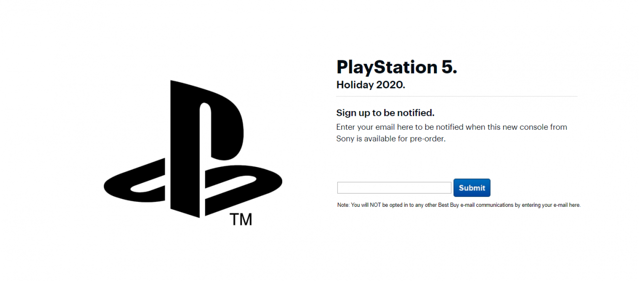 Playstation Year In Review 2020.Playstation 5 Pre Order Notification Hype Begins Ps5 Ready