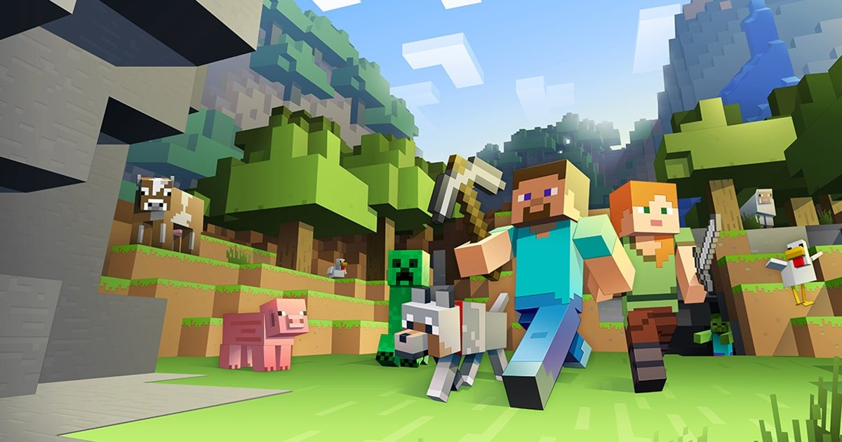 Youtubers Watched Over 1 Billion Hours Of Minecraft In 2019