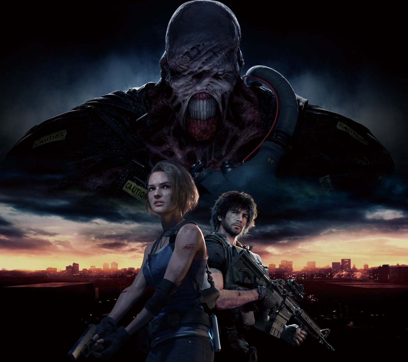 Resident Evil 3 Remake Coming April 2020 To Pc Ps4 And