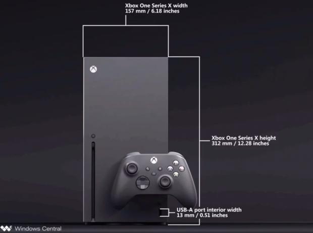 Xbox Series X S Mini Itx Chassis Isn T Gargantuan Tweaktown
