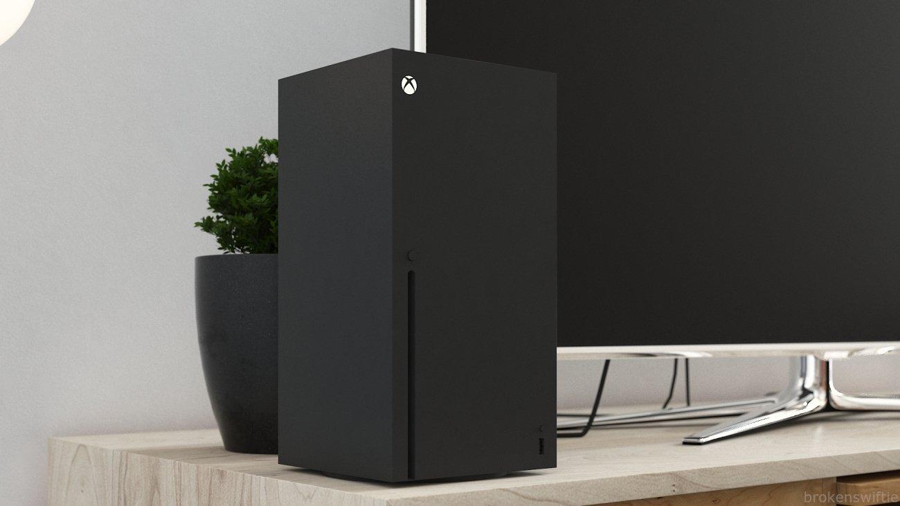 How The Xbox Series X Will Look In Your Living Room Tweaktown