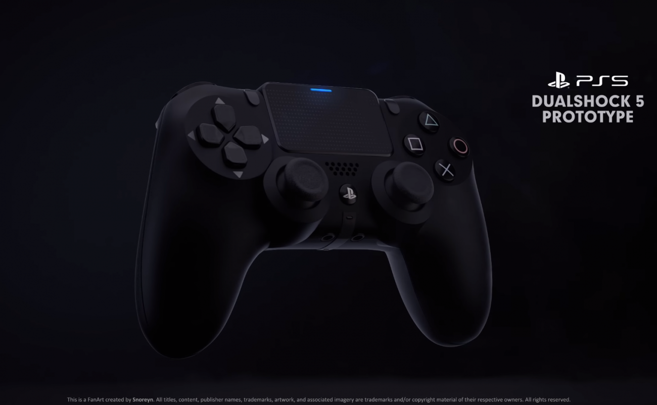 Playstation 5 S New Dualshock 5 May Be Usable On Ps4 Tweaktown