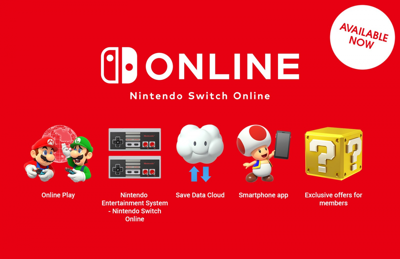 Nintendo promises to add more 'features and fun' to Switch Online