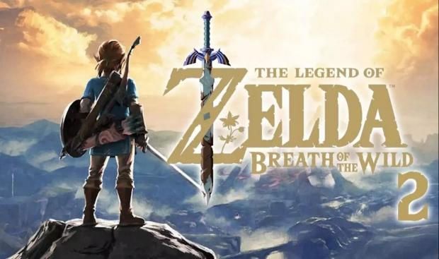 breath of the wild 2 release date