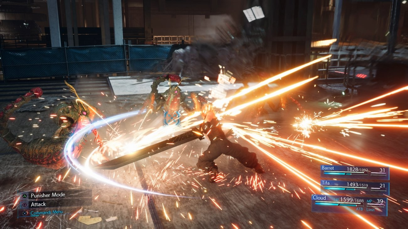 Final Fantasy 7 Remake playable at PAX East, public PS4 demo ...