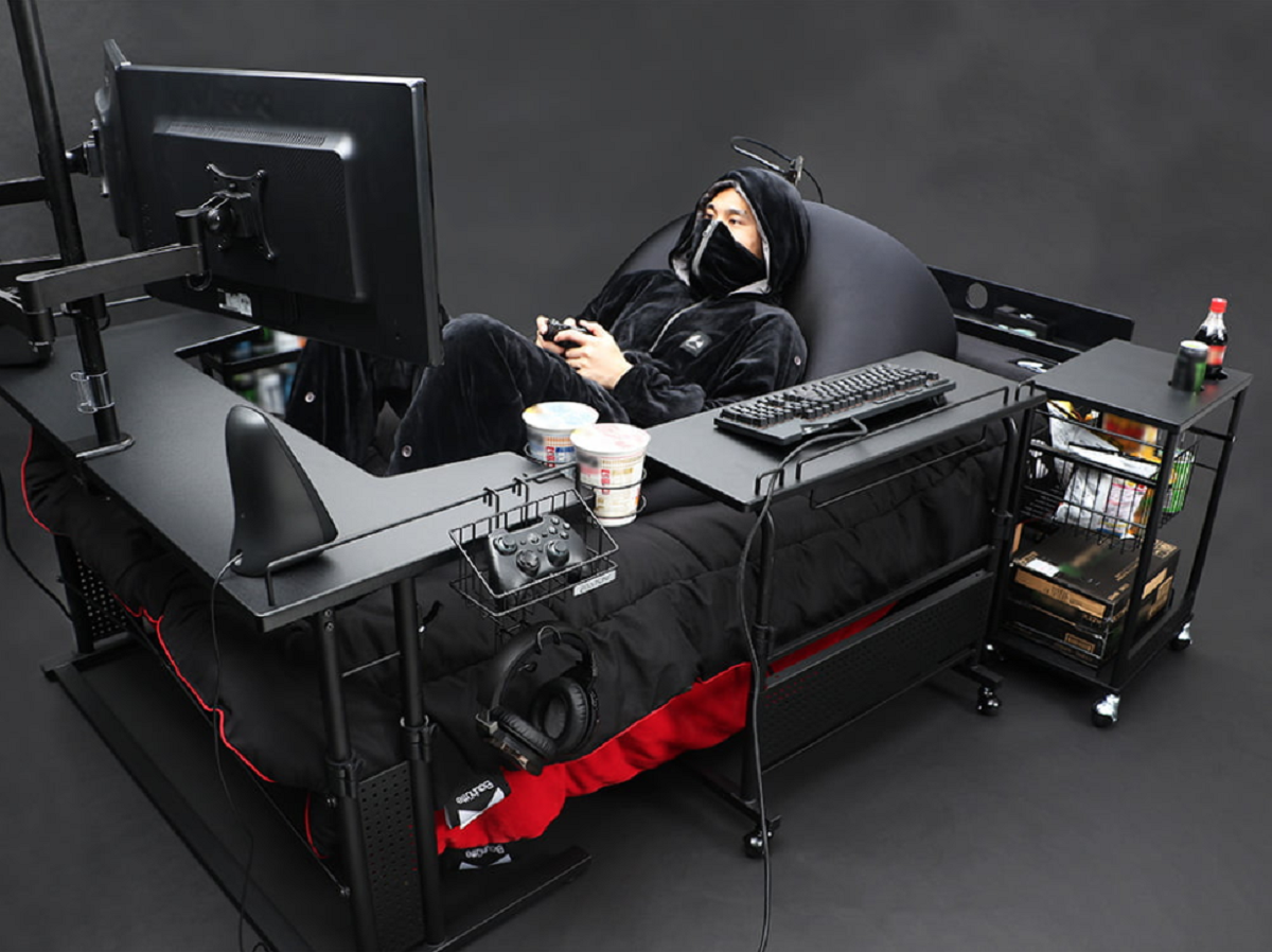 Throw Out Your Gaming Chair And Get