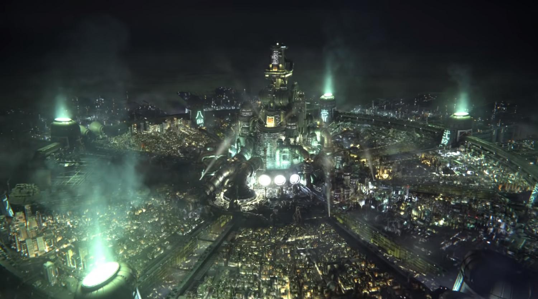 Final Fantasy 7 Remake's Midgar is a world of a city | TweakTown