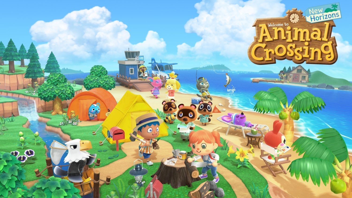 Animal Crossing New Horizons Available A Day Early At Gamestop Tweaktown