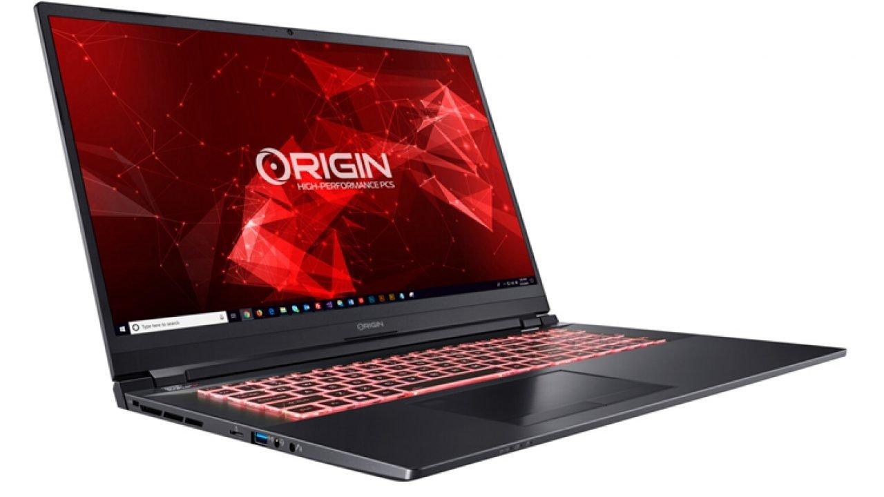 Origin S New 17 Inch Gaming Laptops Rock Geforce Rtx 2080 Super Max Q Tweaktown