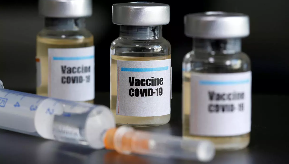 Image of article 'This coronavirus vaccine stopped COVID-19 from replicating in people'