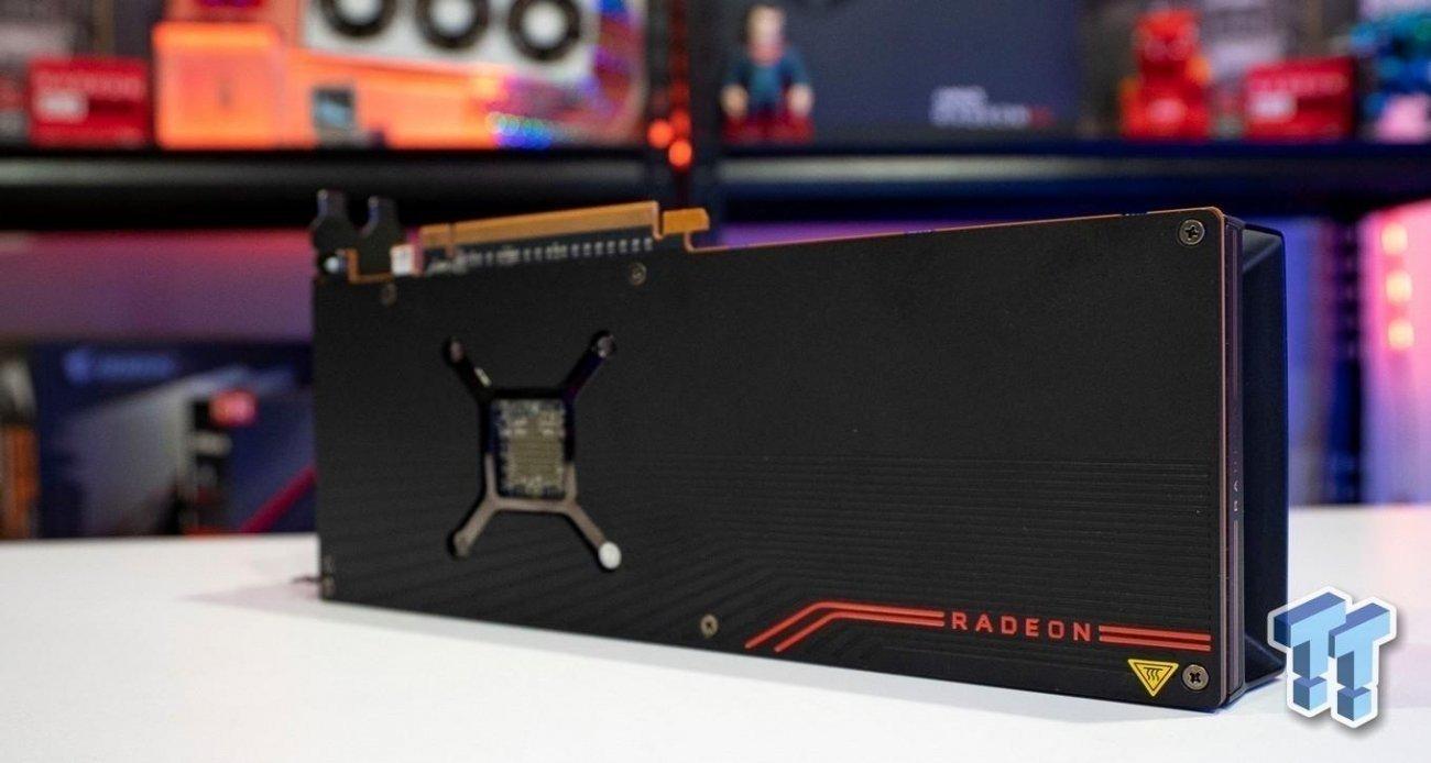 AMD's next-gen Navi21 teased, could be the Radeon RX 6700 XT - TweakTown