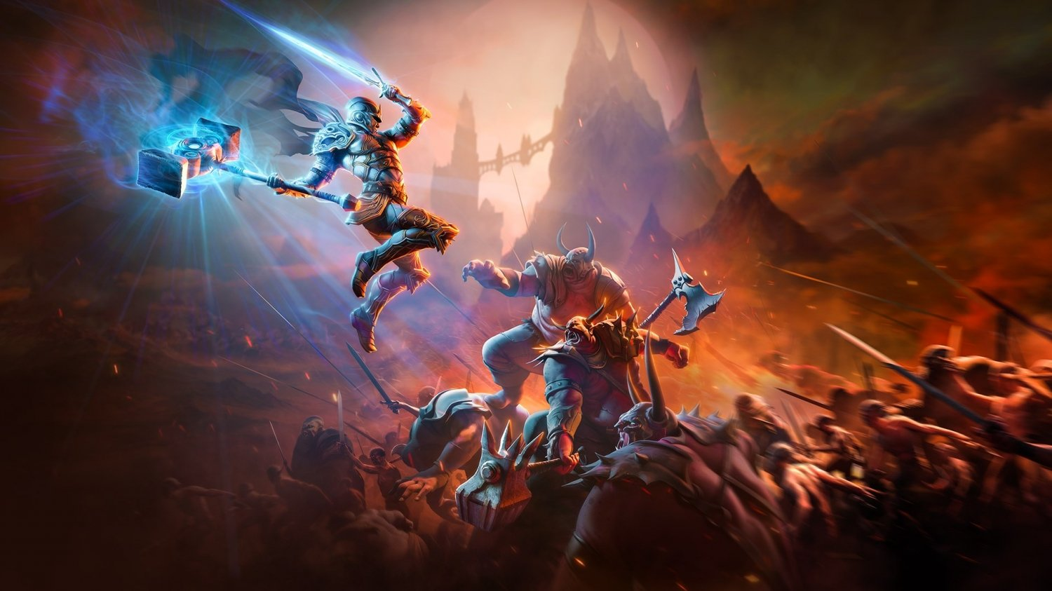 Image of article 'Kingdoms of Amalur remaster coming this August from THQ Nordic'