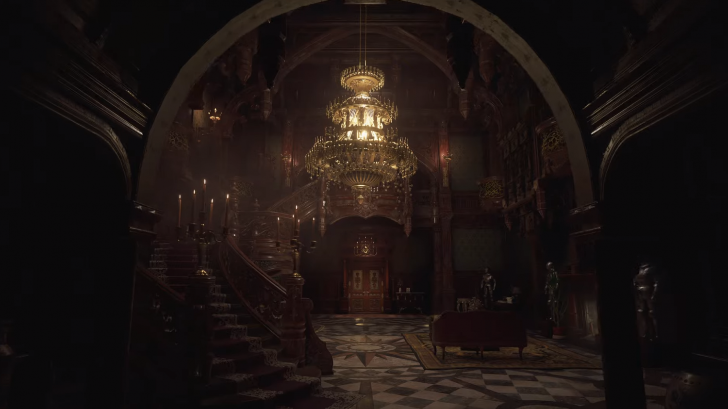 New Resident Evil Village Eliminates Load Times Is Next Gen