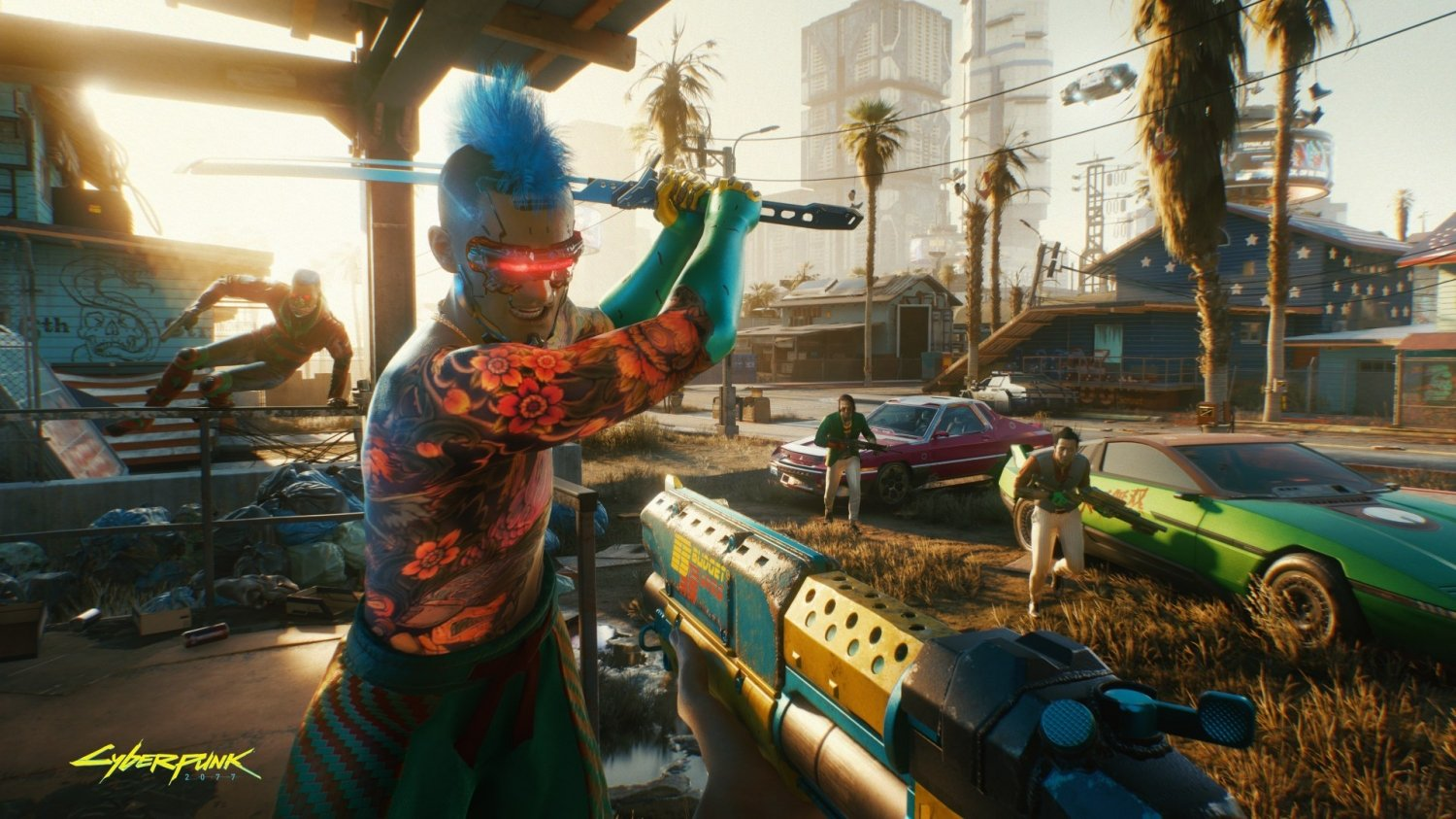 Image of article 'New Cyberpunk 2077 footage looks better than a movie'