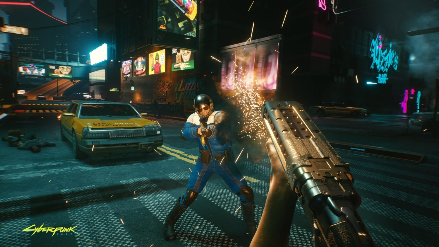 Check Out 16 Minutes Of New Cyberpunk 2077 Gameplay Footage
