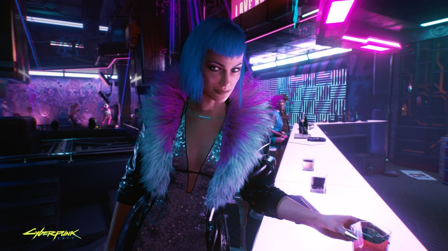 Cyberpunk 2077 lets you customize genital size and type