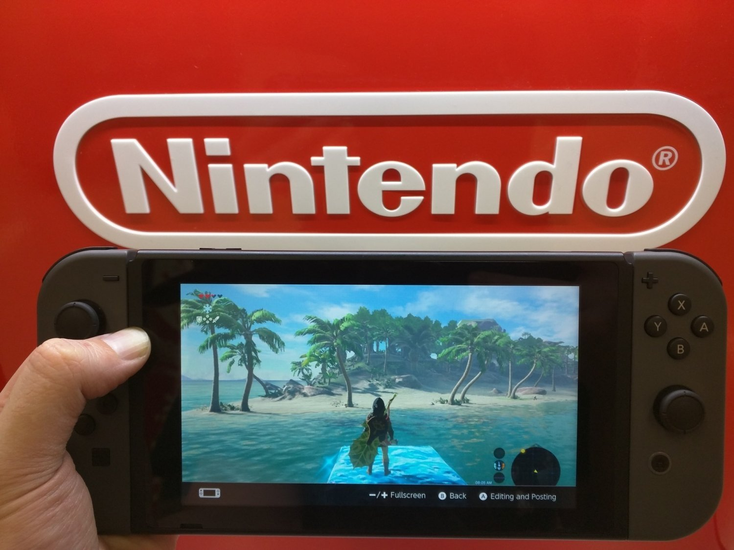 Image of article 'Nintendo Switch production has 'almost recovered' to meet high demand'
