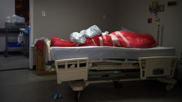 US coronavirus death toll is actually far higher than what's recorded