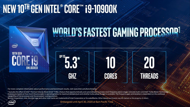 Silicon Lottery: Core i9-10900K 5.1GHz yang sudah dipasangkan sebelumnya semua core harganya $ 949 07 | TweakTown.com
