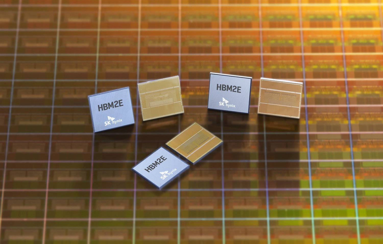 SK Hynix kicks off mass production of HBM2E: fastest DRAM in the world