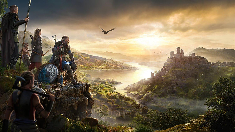 Assassin's Creed Valhalla is basically Ubisoft's own Witcher 3 | TweakTown