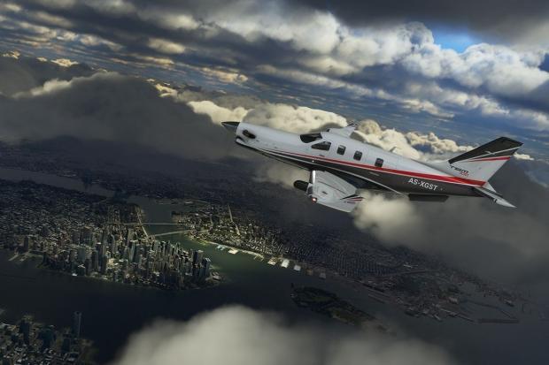 Flight Simulator: machine learning-fueled simulator, grows over time 02 | TweakTown.com