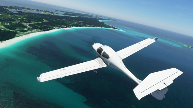 Flight Simulator: machine learning-fueled simulator, grows over time 05 | TweakTown.com
