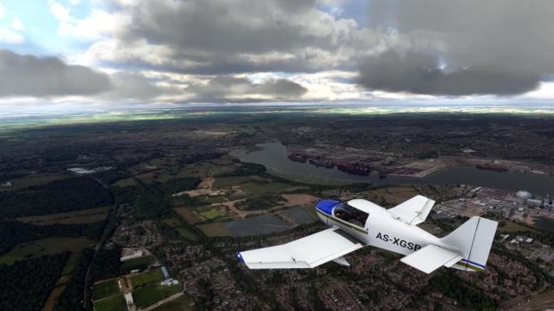 Flight Simulator: machine learning-fueled simulator, grows over time 06 | TweakTown.com
